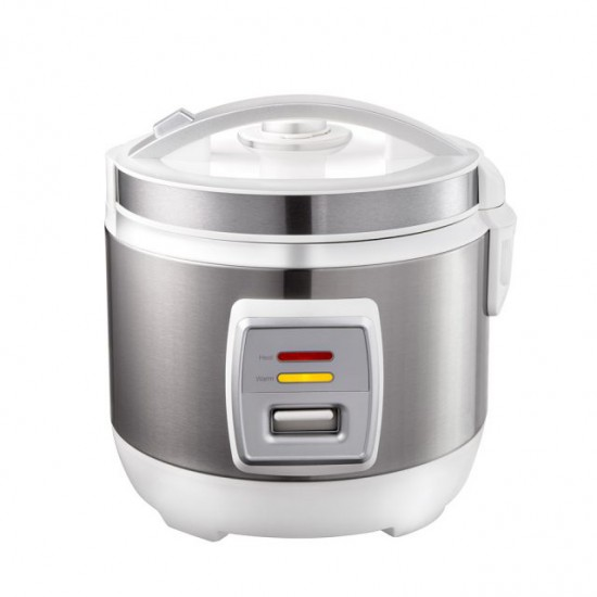 1.8L Enco Rice Cooker(Silver)